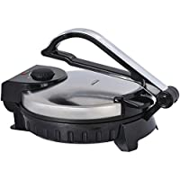 Brentwood Appliances Brentwood TS-128 Electric Tortilla Press Silver