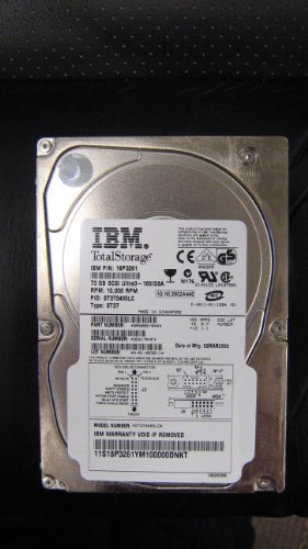 73Gb SCA Disk Drive (73gb Disk Drive)