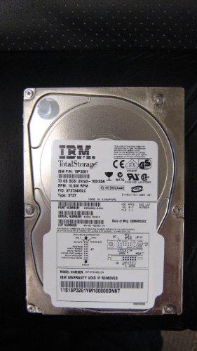 - IBM ST373405LC SCSI 73Gb SCA Disk Drive