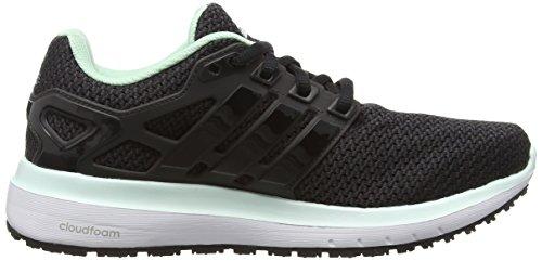 adidas Energy Cloud Wtc, Zapatillas de Running para Mujer Negro (Neguti / Negbas / Verhie)