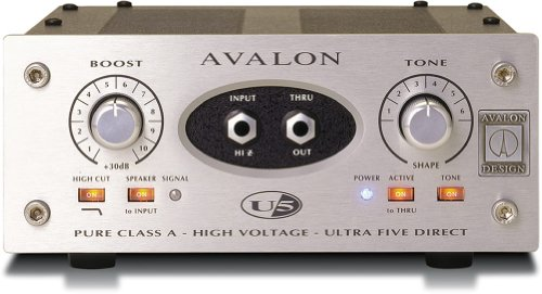 AVALON DESIGN U5 DI-BOX