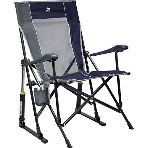 GCI Outdoor Roadtrip Rocker Outdoor Rocking - Rocking Sports Chair Rocker