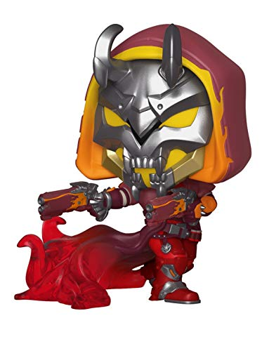 Funko Pop! Games Overwatch - Reaper (Hell Fire) Exclusive