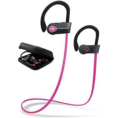pink-headphones-wireless-earphones