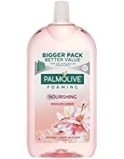 Palmolive Foaming Hand Wash Soap Japanese Cherry Blossom Refill and Save 0% Parabens Recyclable, 1L