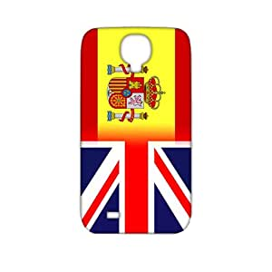 spania flagg 3D Phone Case for Samsung GALAXY S4