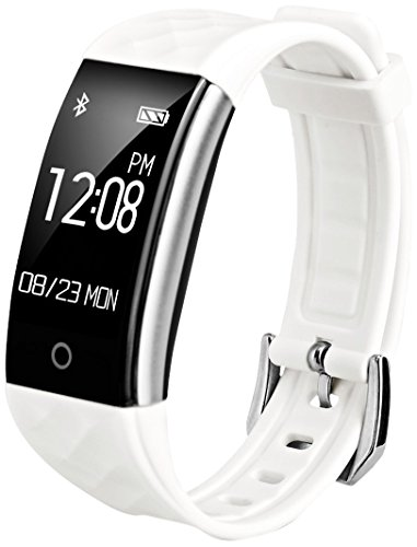 EFOSHM Fitness Tracker with Heart Rate IP67 Water Resistant Activity