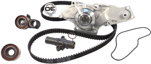 - ACDelco TCKWP329 Professional Timing Belt and Water Pump Kit with Idler Pulley and 2 Tensioners