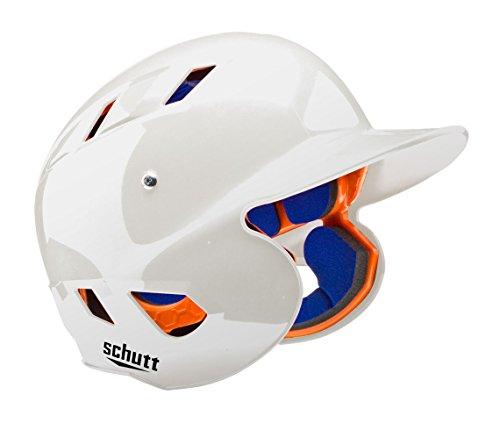 Schutt Sports Junior OSFM 3242 AIR 4.2 BB Batter's Helmet, High Gloss White