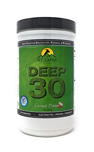 MT. CAPRA SINCE 1928 Deep 30 – Coconut Dream – 1 Lb, 1 Pound