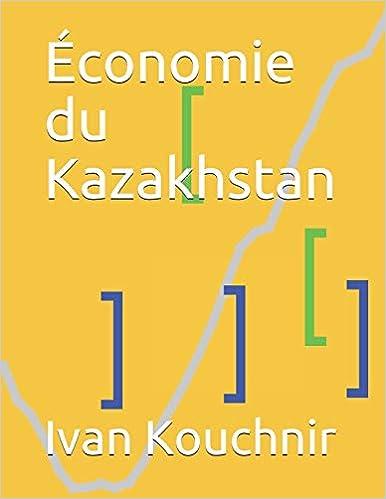 Économie du Kazakhstan
