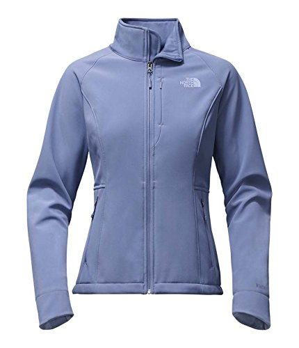The North Face Womens Apex Bionic 2 Jacket (Small, Coastal Fjord Blue)