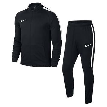 5a286b7588316 Survêtement Unisexe Nike Dry-Fit Squad 17 enfant jaune fluo marine ...