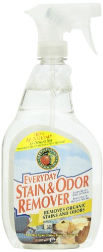 Earth Friendly Products Stain and Odor Remover, 2 - 22-Ounce Bottles