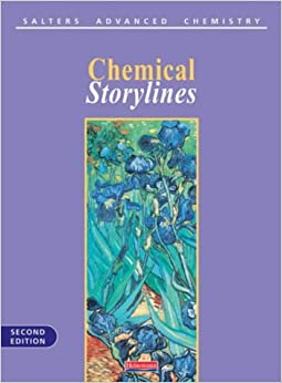 Chemical storylines assignment answers