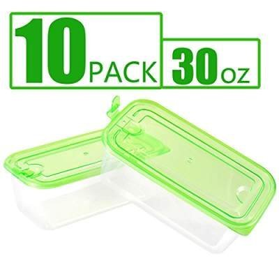 Meal Prep Containers | 10Set | Thicker Durable ...