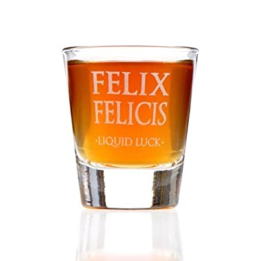 Felix Felicis Liquid Luck Shot Glass