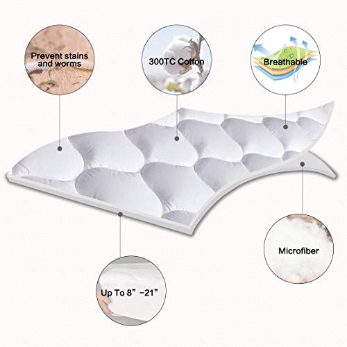 Buy california king mattress pad