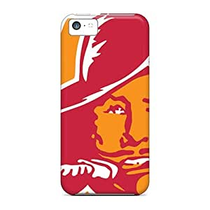 Durable Tampa Bay Buccaneers Back Case/cover For Iphone 5c