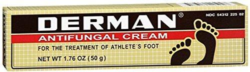 Derman Antifungal Cream 1.76 oz (Pack of 4)