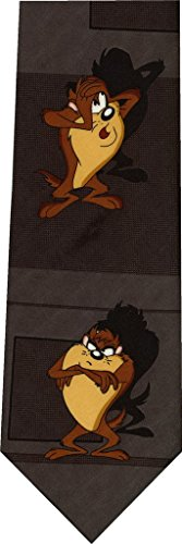 Taz Looney Tunes Novelty Necktie ()
