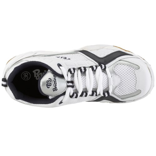 Bruetting - Zapatillas de deporte de nailon unisex Blanco