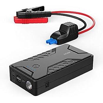 Amazon.com: Anker Roav Jump Starter Pro 1000A, 12800mAh