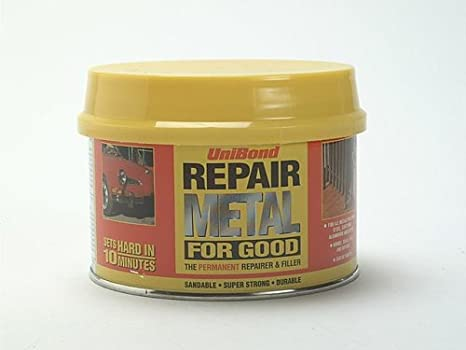 UniBond Repair Metal for Good 8000 0078 - 280 ml 360767 Adhesives and Fillers Fixings and Hardware Items Plastic Padding