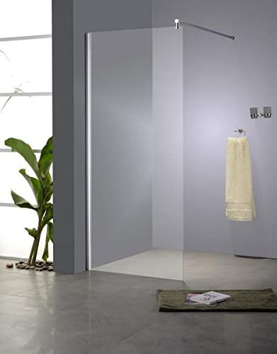 VETRA - Panel Fijo Ducha Transparente SP1010 900X2000X8 MM: Amazon ...