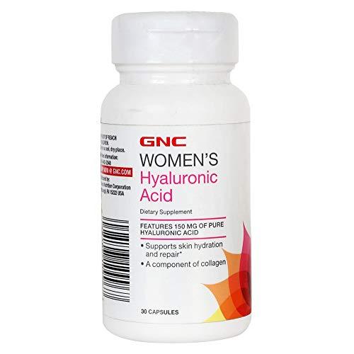 GNC Womens Hyaluronic Acid 30 caps
