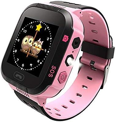Fyeep Smartwatch para niños AGPS LBS Tracker - Smart Watch para ...
