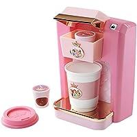 4-Piece Disney Princess Style Collection Play Gourmet Coffee Maker Set