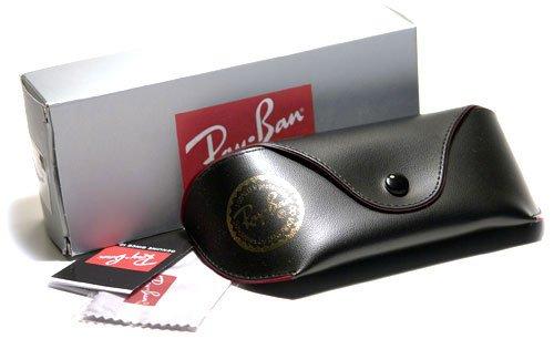 métallique Sonnenbrille Ban Ray CARAVAN 3136 RB argent 5qc7wY