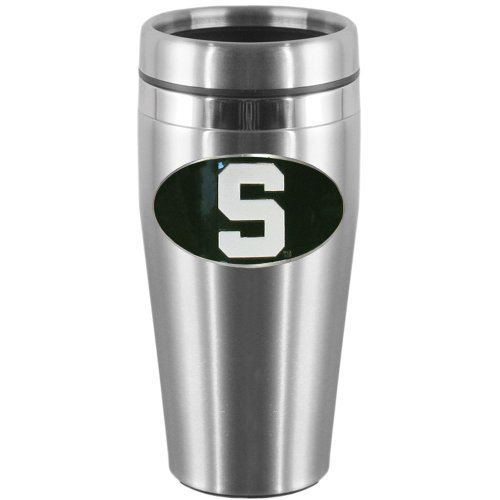 NCAA Michigan State Spartans Steel Travel ()