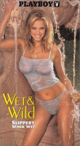 Playboy – Wet & Wild 9: Slippery When Wet [VHS]