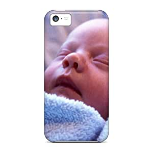 Protection Cases For Iphone 5c / Cases Covers For Iphone(sleeping Baby)