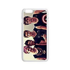 5 SECONDS OF SUMMER Phone Case for Iphone 6 by runtopwell