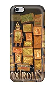 Case Cover For Apple Iphone 5C Case Cover Skin : Premium High Quality The Boxtrolls Case