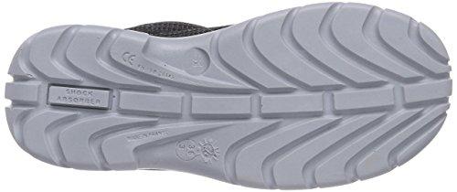 Mixte EU MTS S1 Airmax Chaussures 7805 Anthrazit Adulte Schwarz de Sécurité Sicherheitsschuhe 36 Gris 611gOwqr0