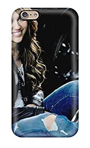 Durable Case For The Iphone 6- Eco-friendly Retail Packaging(miley Cyrus New)