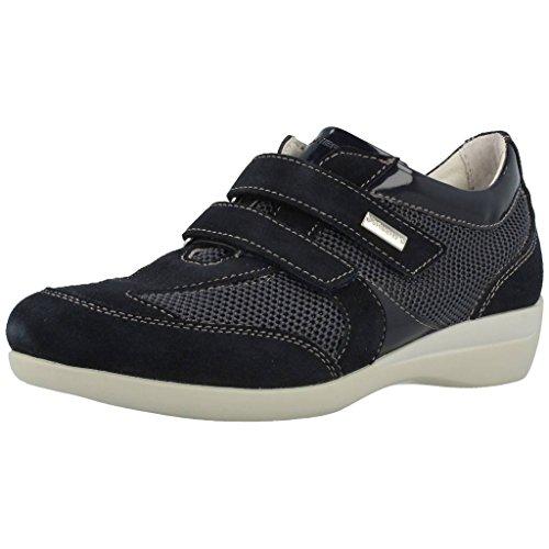 Stonefly 106096 Sneakers Donna Scamosciato Blu Navy Blu Navy 36