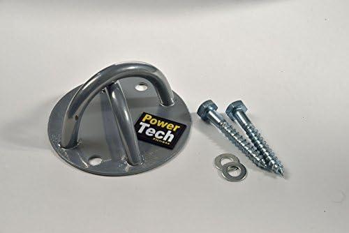 PowerTech TRX X - Soporte con gancho para pared (uso ...