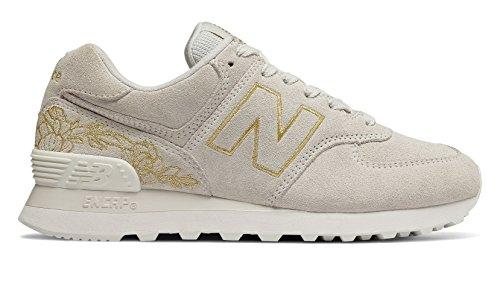 New Balance Women's 574v2 Sneaker White