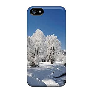 Special Design Back Dreamful Winter Phone Cases Covers For Iphone 5/5s