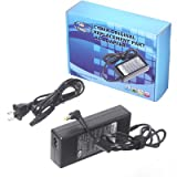 Sib-Corp® AC Power Adapter Charger for Toshiba Satellite Pro L300-EZ1502 L300-EZ1521 L300-EZ1522 L300-EZ1523 L300-EZ1524 L300-EZ1525 L300-SP5801 L300-SP5803 L300-SP5809A L300-SP5809C L300-SP5809R L300-SP5917A