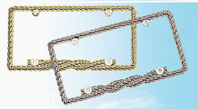 Brass Rope Plate - 4