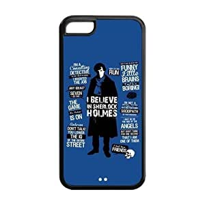 Best Fashion Frisbee iphone 5c iphone 5c Protect Hard Cover Case-Nike Just Do It