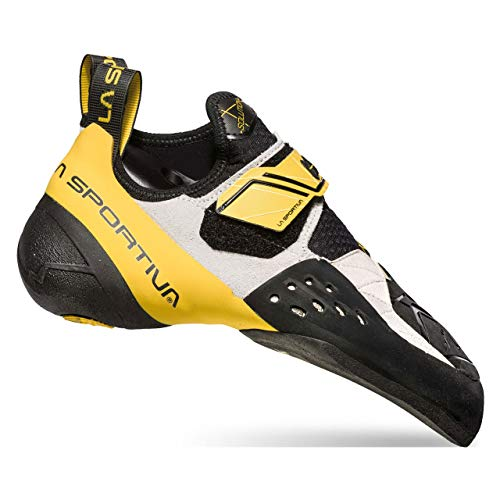 La Sportiva Solution White/Yellow Talla: 42 for sale  Delivered anywhere in USA