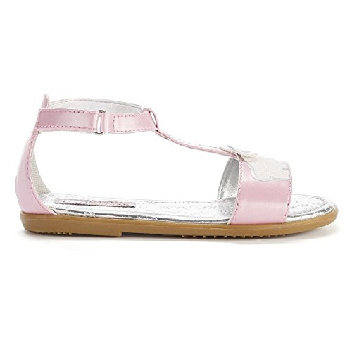 Hello Kitty Pink T-Strap Sandals - Girls by Hello Kitty (Image #3)