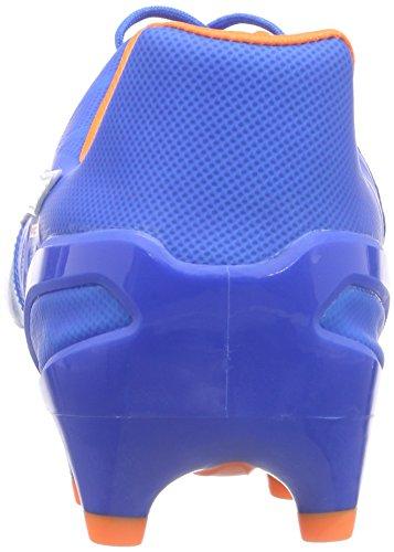 white Fish 4 02 1 Homme De Evospeed Blau Bleu Pour Football lemonade Blue Lth orange Puma Chaussures Fg aT6xw5w